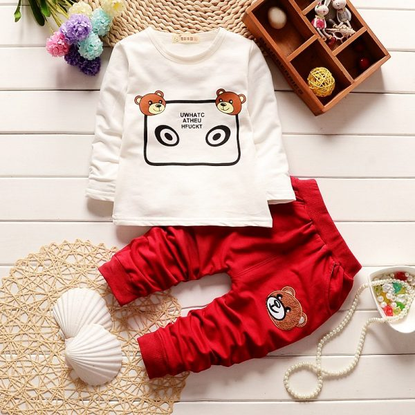 Beary Baby Boy Set 5