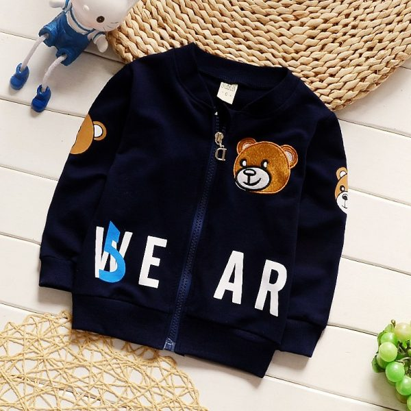 Beary Baby Boy Set 1
